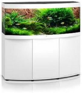 Juwel Acquario Vision 450 Bianco con Supporto (Nuovo Modello con Illuminazione Led)