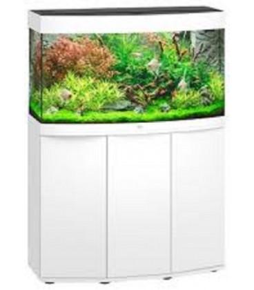 Juwel Acquario Vision 260 Bianco con Supporto (Nuovo Modello con Illuminazione Led)