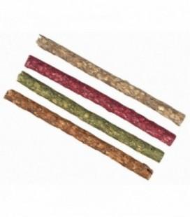 Papillion Bastoncini in pelle di manzo a sigaretta 12,5 cm misti confezione 100 pezzi