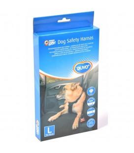 Duvo Bardatura di Sicurezza per Cani di Taglia Piccola 45-70 cm