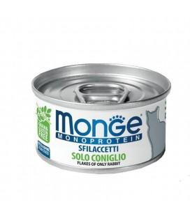 Monge Cat Sfilaccetti Monoprotein Pollo Lattina 80 gr € 0.99