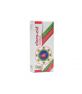 Ottavi clorocid 100 ml anticloro per pesci rossi