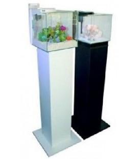 Newa Acquario Newamore Freshwater NMO 20 Nero 18 litri con Supporto