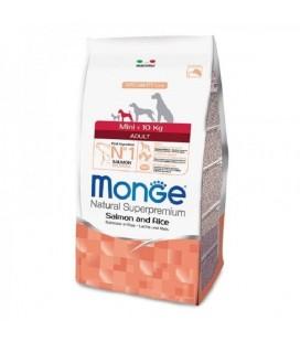 Monge Mini Adult Salmone e Riso da 7.5 Kg