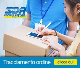 Tracciamento ordine SDA